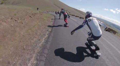 Maryhill Spring Freeride 2014 – Tactics Downhill | Skater Life | Scoop.it