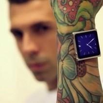 Son iPod, il l'a dans la peau. Ca vous tente ? | Apple, a new way of life | Scoop.it