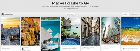 Plan Your Travels On Pinterest - Business 2 Community | Pinterest | Scoop.it