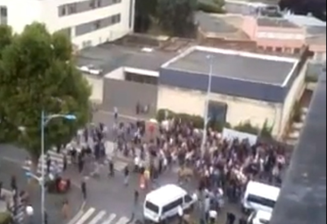 More Videos of the Civil War in France - Pamela Geller, Atlas Shrugs