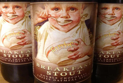 The Founders breakfast stout baby has left the state | Craft Beer Industry | Scoop.it