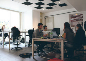 LE COWORKING : MIEUX TRAVAILLER ENSEMBLE | Revue des Espaces Co... ici et ailleurs | Scoop.it