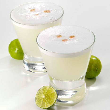 Pisco Cocktail | drinks | Scoop.it