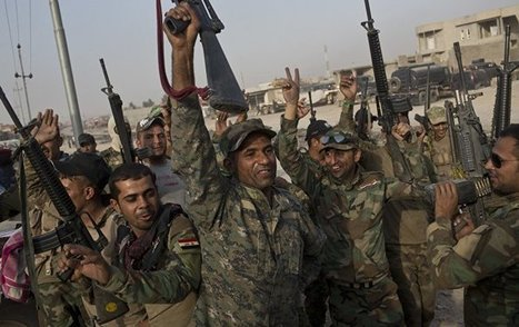 «Daech subit des pertes majeures à Mossoul» | World News | Scoop.it