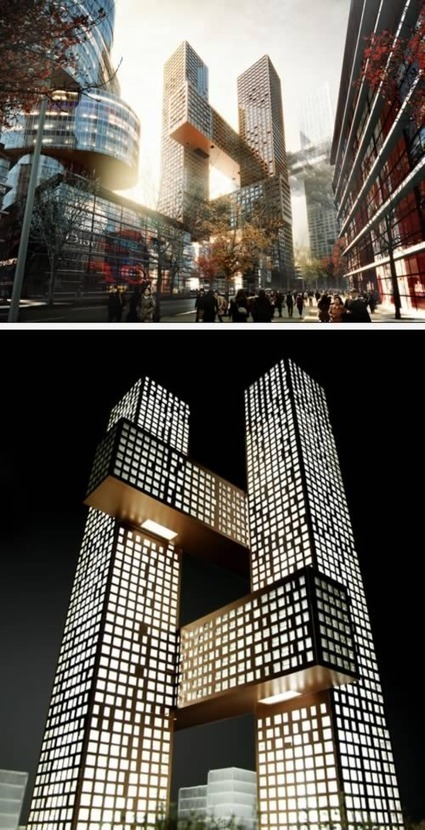 10 Weirdest and Uniquely Shaped Buildings | Strange days indeed... | Scoop.it