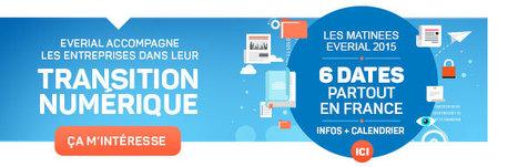 #invitation #matinéesEverial #TransitionNumérique #ProcheDeChezVous | EVERIAL_CRM_marché | Scoop.it