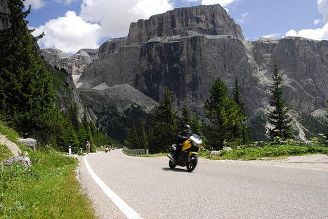 Mit dem Motorrad am Gardasee – die Monte Baldo Tour ... | Frühling am Gardasee | Scoop.it