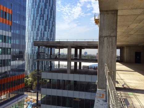 OCTAGON delivers second building of the complex Green Court Bucharest | construction & engineering | Scoop.it