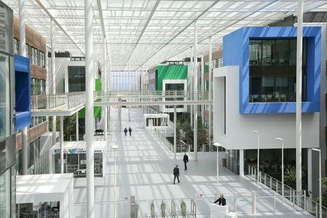 Michelin inaugure son nouveau centre de R&D - Quotidien des Usines | ECPM Strasbourg | Scoop.it