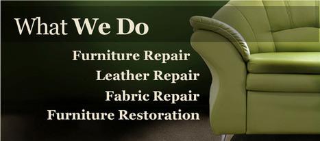 PressReleaseSpider - Preserve Furniture With The Help Of Professional Furniture Repair Company | Furniture Repair | Scoop.it