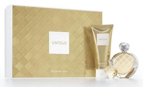 La fragrance Untold d'Elisabeth Arden en coffret | Les parfums de marque à prix cassé | Scoop.it