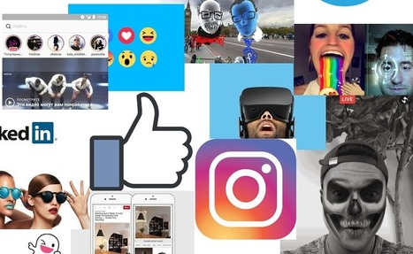 24 Predictions for Social Media and Social Media Marketing in 2017 | Social Media News | Scoop.it