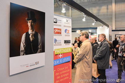 Le Salon de la Photo 2013 est mort, vive le Salon de la Photo 2014 ! - actualités photo, forum photo, tutoriels photo Nikon Passion | Actualités Photographie | Scoop.it