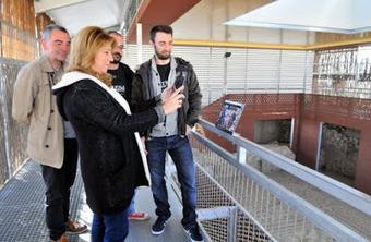 Una aplicación para móviles permite al turista ver cómo era la ciudad de Cástulo | todoarte | Scoop.it