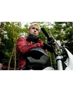 "Place Beyond Pines "" Ryan Gosling "" Stylish Motorcycle Jacket | Ryan Gosling leather jackets | Scoop.it"