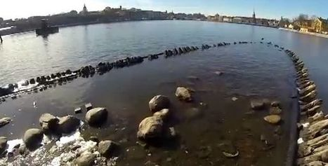 Marine archaeologist in Sweden discovers 17th century shipwrecks   DiverSync   Scoop.it