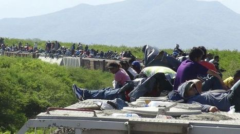 oblama train carrying 1,300 migrants heading toward mex/us detention camp derails | News You Can Use - NO PINKSLIME | Scoop.it
