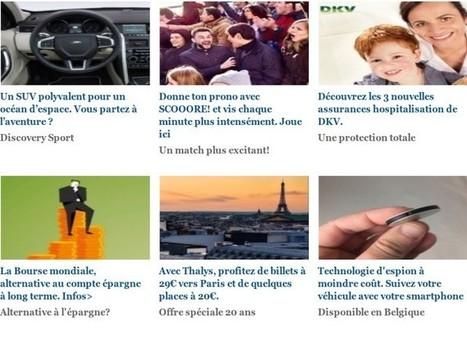 Le numérique aura un rôle accru dans la politique européenne de développement   Médias, numériques, infographies, audio, techno...   Scoop.it