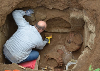 The Archaeology News Network: Tomb of Etruscan 'princess' unearthed in northern Lazio | Monde antique | Scoop.it