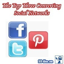 The Top Three Highest Converting Social Networks | Allround Social Media Marketing | Scoop.it