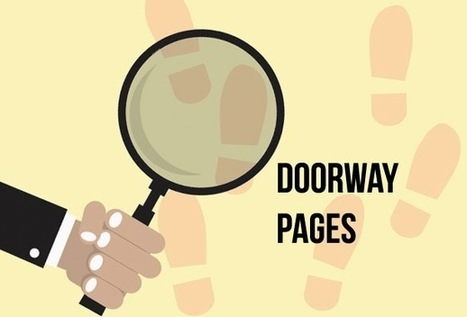 Is there any way to escape from Google Doorway Pages Ranking Penalty Algorithm! ~ Best Online SEO Services - Norton SEO Services | Norton Best SEO Services Online, SEM Services & Web Designing | Scoop.it
