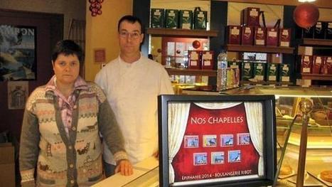 Des fèves spéciales à Ambon. Les boulangers mettent les chapelles dans leurs galettes. Info - Vannes.maville.com | Vacances dans le Morbihan | Scoop.it