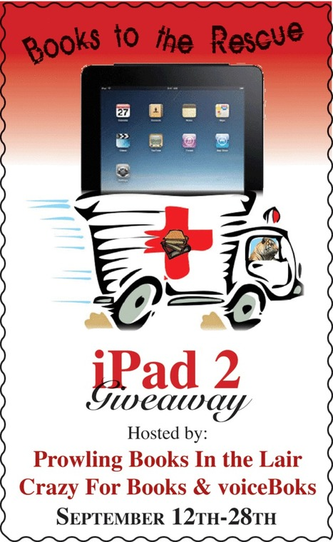 Giveaway: Win an iPad2 and Promote Children's Literacy, Open WW | Learning Commons - 21st Century Libraries in K-12 schools | Scoop.it