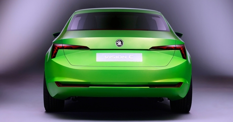 2014 Skoda Superb Outdoor and VisionC Concept for Geneva Causing Some Angular Euro Style Envy...   Skoda Car Parts and Spares   Scoop.it
