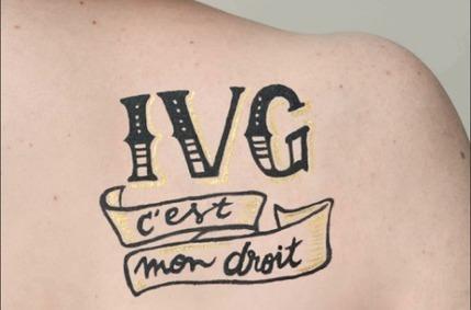Oxymoron fractal: IVG - Interruption Volontaire de Grossesse | The Blog's Revue by OlivierSC | Scoop.it