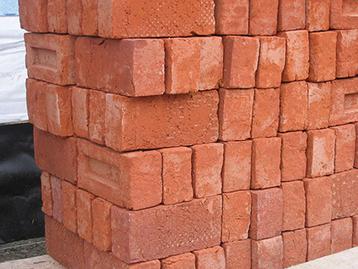 Ladrillos reciclados para la industria de la construcción | Construcción | Scoop.it