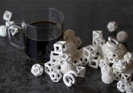 Willy Wonka Didn't See This Coming: 3D Printed Candy | 3D and Technology | Scoop.it