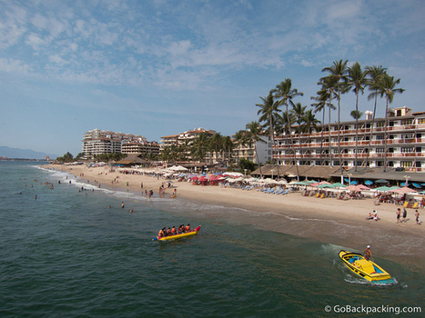Puerto Vallarta: My First Taste of Mexico - Go Backpacking | The Joy of Mexico | Scoop.it