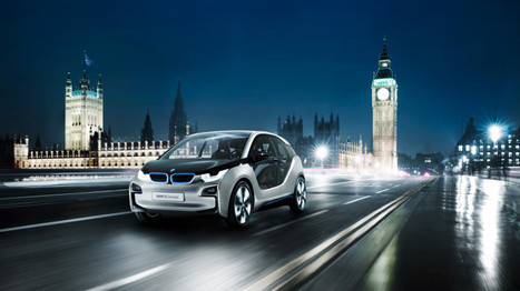 BMW app delivers virtual test drive to promote its first electric car BMW i3 | Brand Entertainment | Scoop.it
