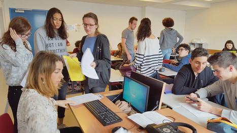 La classe inversée va-t-elle révolutionner l'école? | ENT | Scoop.it