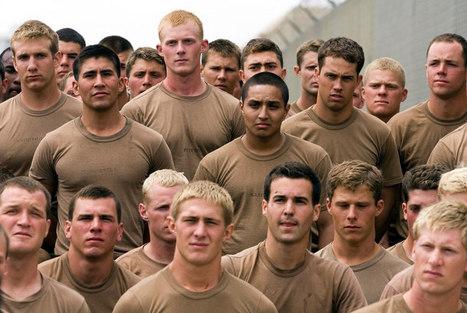 Training of U.S. Navy SEALs disclosed - Xinhua | English.news.cn | Navy Seals | Scoop.it