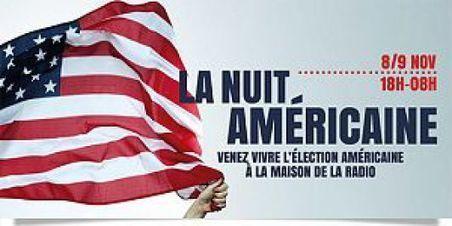Radio France ouverte au public pour la Nuit Électorale américaine   Radioscope   Scoop.it