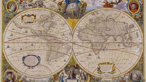 Por qué hay lugares del mundo que no están en los mapas | Nuevas Geografías | Scoop.it
