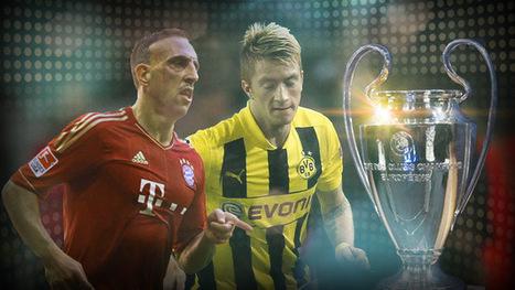 Téléfoot - Revoir Dortmund-Bayern Munich en replay vidéo ! | Tout le web | Scoop.it