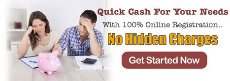 Instant Bad Credit Loans- Quick Finance To Combat Unwanted Monetary Stress Without Delay | Loans For Bad Credit | Scoop.it