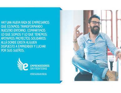 Nace Emprendedores Sin Fronteras | Ofertas de empleo, Crea tu empresa | Scoop.it