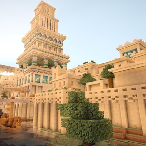 25 'Minecraft' Creations That Will Blow Your Flippin' Mind | Augmented, Alternate and Virtual Realities in Higher Education | Scoop.it