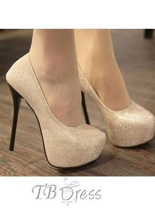 $ 32.59 Sexy New Arrival High Heel Night Club Princess Prom Shoes | fashion | Scoop.it