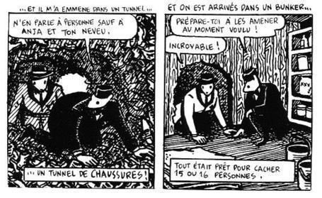La bande dessinée et la Shoah | l'art et la guerre 3 pfp2 | Scoop.it