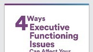 Understanding Executive Functioning Issues | 21st Century Literacy and Learning | Scoop.it