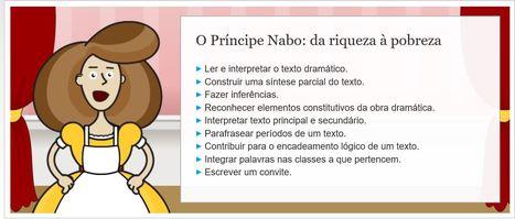 O Príncipe Nabo: da riqueza à pobreza - [http://www.escolavirtual.pt/html/AulasExemplo] | APOIO AO ESTUDO | Scoop.it
