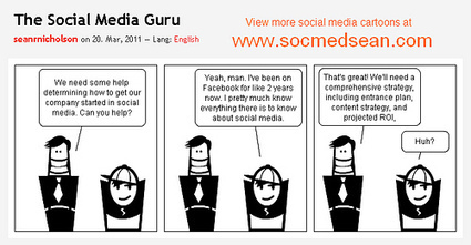 3 Things Your 'Social Media Expert' Won't Tell You About Growth ... | Emotional Design | Scoop.it