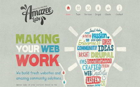 30 Fresh and Beautiful Example of Paper Websites | Sky Tech Geek | #websdesign inspiration | Scoop.it