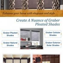 Graber Pleated Shades | JoDiMor, Inc | Scoop.it