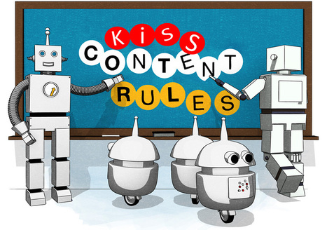"Remember Rule Of The ""KISS"" While Creating Content For Business - Business 2 Community 