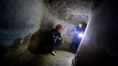 Hi-tech aqueduct explorers map Rome's 'final frontier' - FRANCE 24 | Ancient Rome | Scoop.it